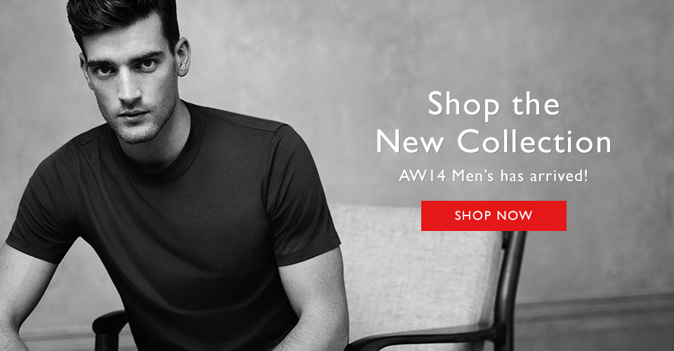 Shop the New Collection, AW14 mens