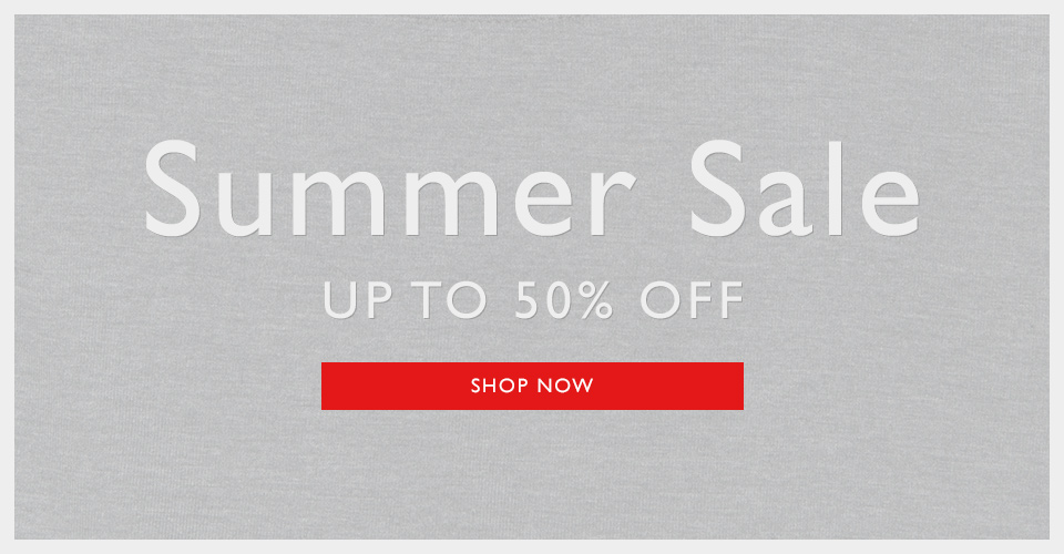 Summer Sale, up to 50% off