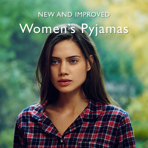 new and improved womens pyjama